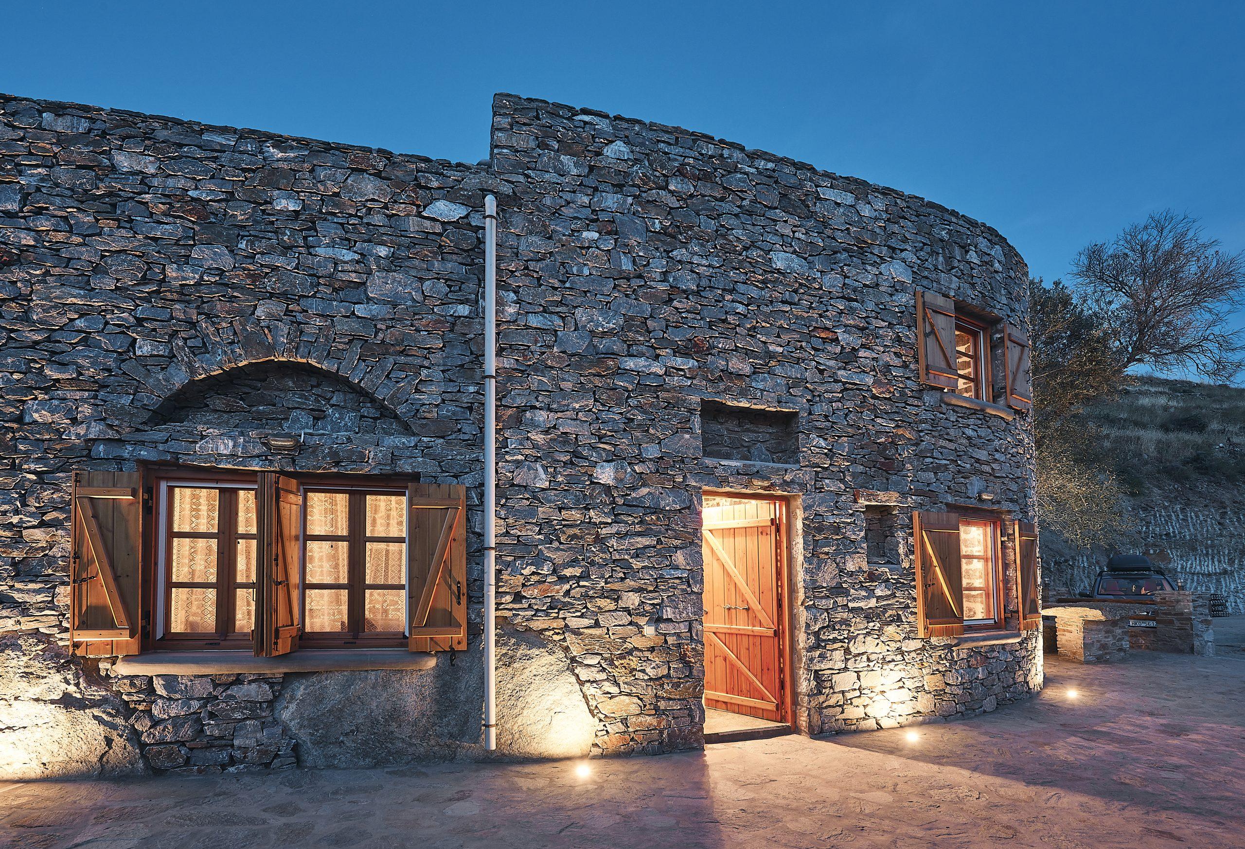 Villa Monadi kythnos